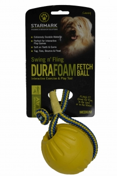 Swing'n'Fling DURAFOAM Fetch Ball M