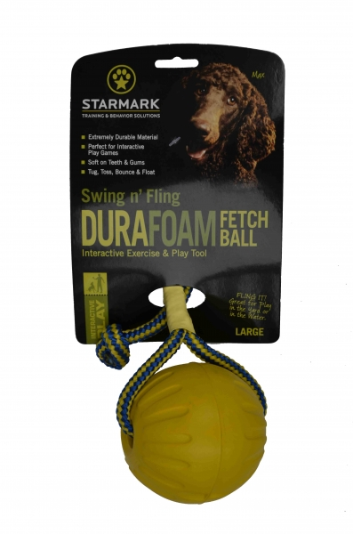 Swing'n'Fling DURAFOAM Fetch Ball Größe L