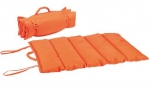 Faltdecke Wave 76x 45 cm orange